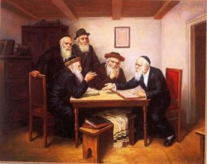 Torah lesson