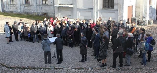 Paminėta viena žiauriausių Kauno geto akcijų – Vaikų akcijos aukos.