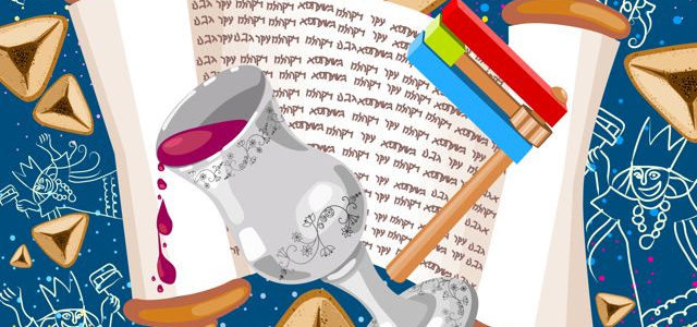 Purimo šventė Vilniaus Choralinėje sinagogoje