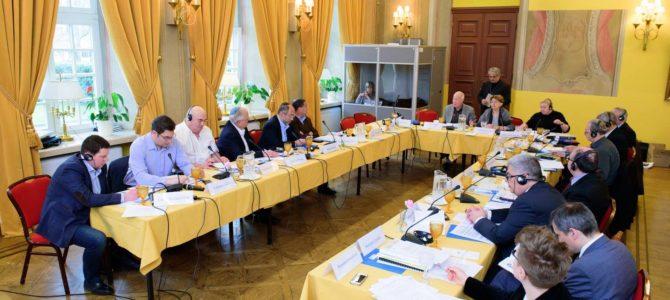 Gerosios Valios fondo valdybos posėdis Vilniuje 2017 balandžio 27d.
