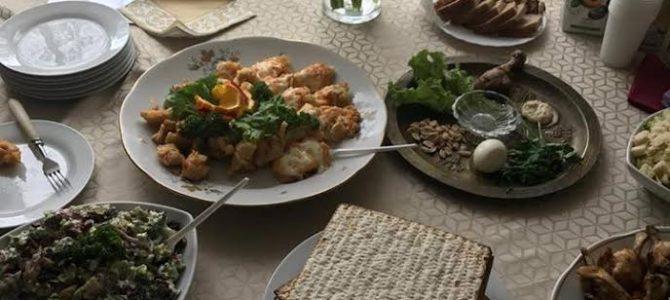 Ukmergės rajono žydų bendruomenė linksmai atšventė Pesach šventę