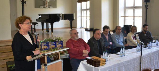 LŽB susitikimas su Maskvos akademinio Vachtangovo teatro aktoriais