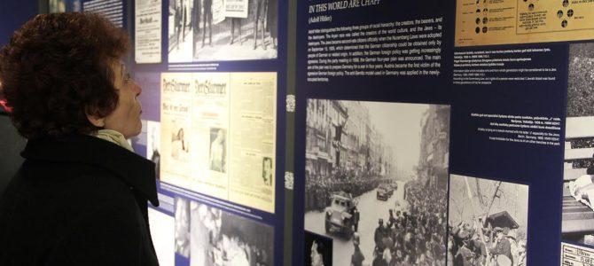 """IX forto muziejuje atidaryta nauja ekspozicija """"Užsienio šalių piliečiai žydai nužudyti IX forte"""""""