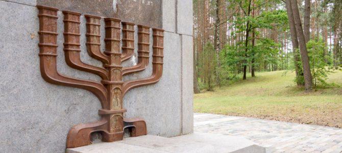 Lietuvos žydų (litvakų) bendruomenės pranešimas spaudai apie Gyvųjų maršą