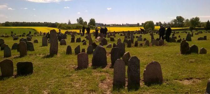 Prestižinis ES įvertinimas – senųjų žydų kapinių Šeduvoje restauravimo projektui