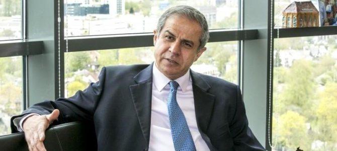 Izraelio ambasadorius: ant Holokausto kapaviečių turėtų būti ne skaičiai, o žmonių vardai