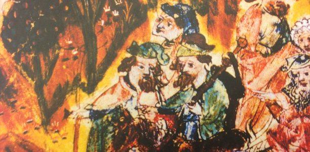 """Geros valios fondas kviečia į Rūtos Guzevičiūtės knygos """"Žydų kostiumo klajonės laike ir erdvėje"""" pristatymą ir koncertą!"""