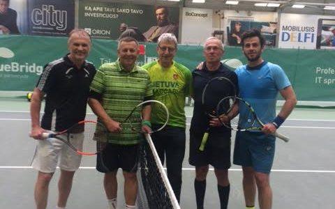 """LSK """"Makabi""""  2017 m. pavasario teniso turnyras"""