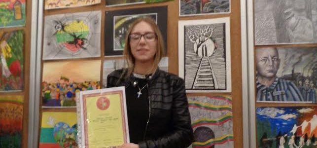 Konkurso laureatei kelionė į Strasbūrą
