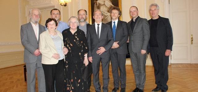 Kauno žydų bendruomenė pagerbė Vladimiro Zubovo atminimą