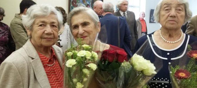 Fanios Brancovskajos 95-ečio šventė Lietuvos žydų (litvakų) bendruomenėje
