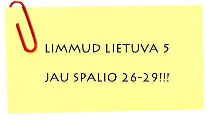 Limmud Lietuva 5 jau spalio 26-29 d.