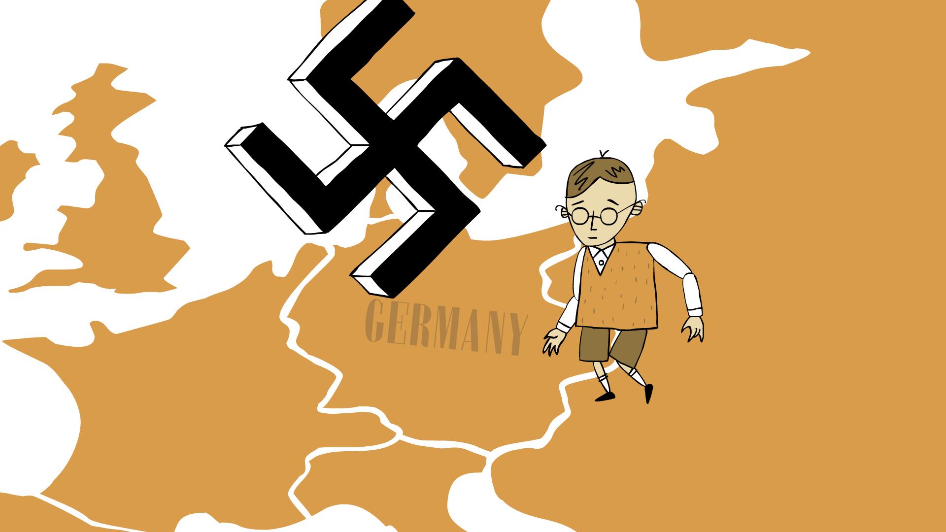 ChildrenofTheHollocaustRedSmall Children Of The Holocaust Heinz 2 Fettle Animation