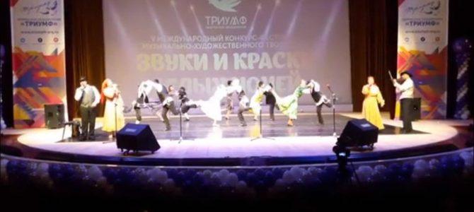 """Ansamblis """"Fajerlech"""" dalyvavo tarptautiniame muzikos ir meno konkurse-festivalyje Sankt Peterburge"""