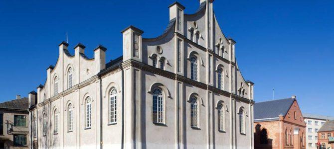 Joniškio Baltosios sinagogos atidarymas