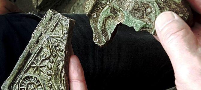Archeologiniai tyrimai Vilniaus Didžiosios sinagogos vietoje