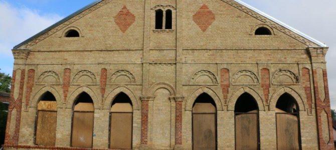 Alytaus sinagoga keliama naujam gyvenimui
