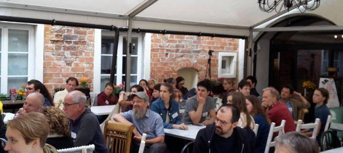 Vilniaus Jidiš institute prasidėjo Tarptautinės Jidiš kalbos ir literatūros vasaros programos studijos.