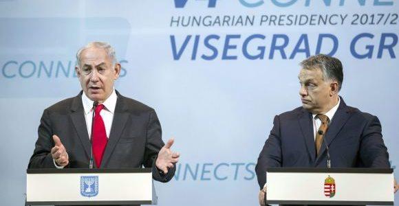 Benjaminas Netanyahu: Europos Sąjunga, jei nepakeis politikos Izraelio atžvilgiu, nyks ir mirs