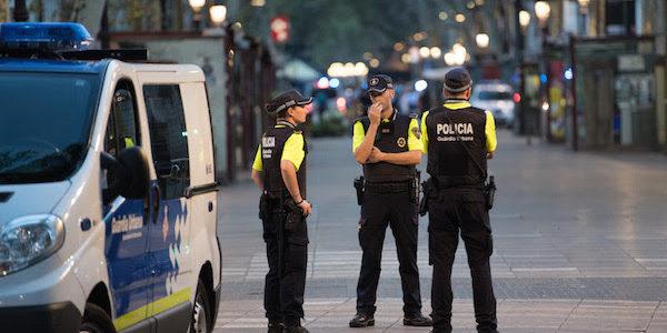 Po teroristinių išpuolių Barselonos vyriausiasis rabinas sako, kad jo bendruomenė yra pasmerkta