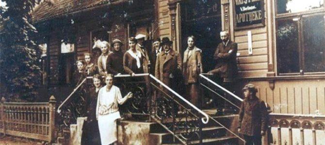"""Palangos kurorto muziejuje – mokslinė konferencija  """"Palangos žydai. Išnykusi miesto bendruomenės dalis"""""""