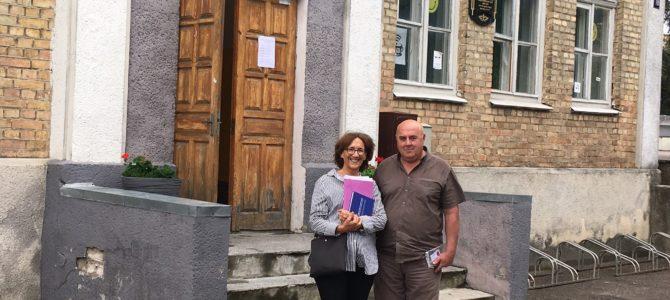 Stephanie Stolin viešnagė Panevėžyje