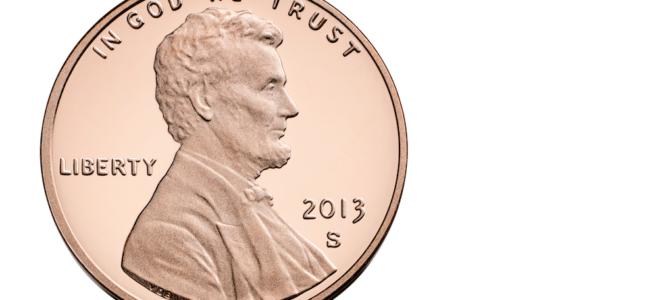 Litvakas, kurio inicialai puikuojasi ant Linkolno atvaizdo monetoje