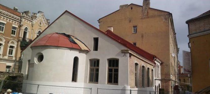 VILNIAUS AKCIJA – ZAVL'S KLOYZ (Zavelio sinagoga)