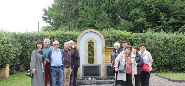 Jurbarko žydų gyvenimas ir diaspora štetle