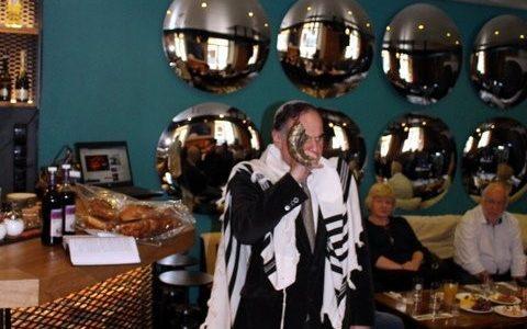 Kauno žydų bendruomenė džiaugsmingai šventė Naujuosius 5778-uosius metus