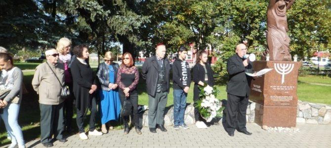 Lietuvos žydų genocido aukų atminimas ir gelbėtojų pagerbimas