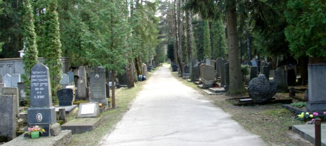 Talka Žydų kapinėse sekmadienį, rugsėjo 10d,10.30 val.