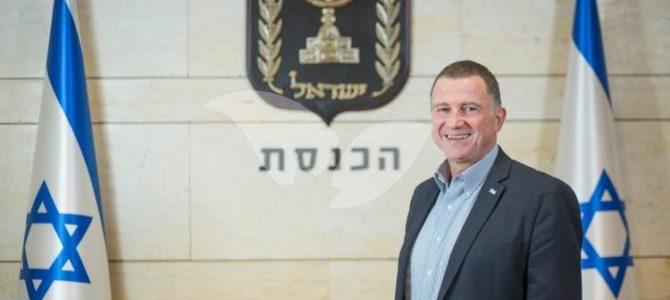 Kneseto pirmininko Yuli-Yoel Edelstein apsilankymas Panerių memoriale ir susitikimas Lietuvos žydų (litvakų) bendruomenėje