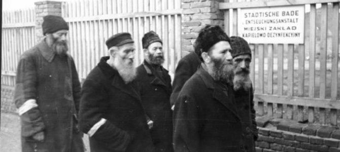 Globalus Holokausto veidas, arba Kas turi atsitikti, kad pradėčiau kažką daryti?
