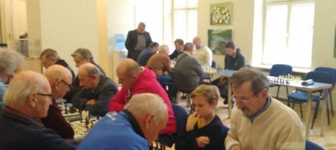 Šachmatų turnyras Lietuvos žydų (litvakų) bendruomenėje