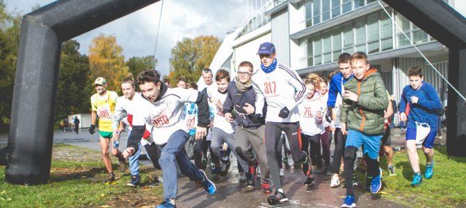 """""""FUN  RUN""""  bėgimas  Vilniuje"""