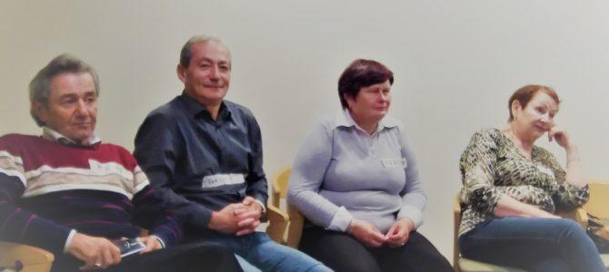 Kauno žydų bendruomenės darbuotojų padėka