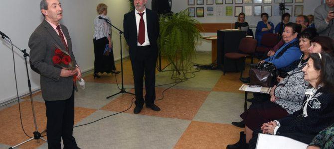 Kauno G.Deržavino rusų literatūros klubo 10-metyje dalyvauja ir šio miesto žydų bendruomenė