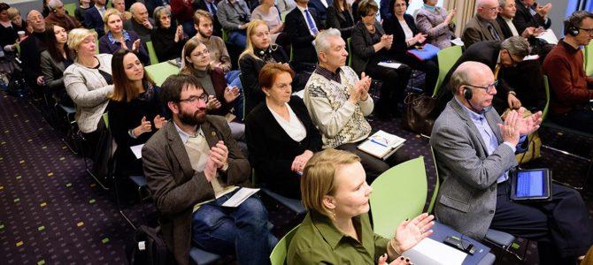 Vilniuje vyko svarbi tarptautinė konferencija #AtmintisAtsakomybeAteitis
