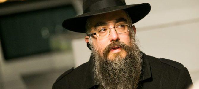 Pokalbis su Vilniaus Choralinės sinagogos rabinu Šolom Ber Krinsky