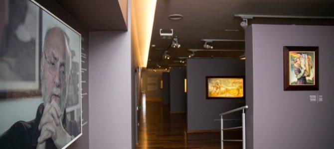 Vilniuje atidaromas pasaulinio pripažinimo sulaukusio S. Bako muziejus