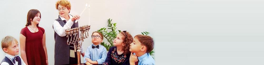 Lietuvos žydų (litvakų) bendruomenės pirmininkė Faina Kukliansky sveikina visus bendruomenės narius su Chanukos švente!