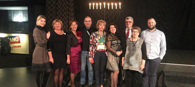 Chanuka Klaipėdos žydų bendruomenėje