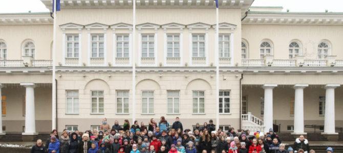 """Izraelio ambasada kartu su kampanija """"Už saugią Lietuvą"""" dovanojo džiaugsmingas akimirkas Lietuvos vaikams"""