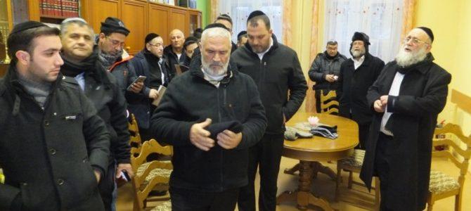 Delegacijos iš Izraelio viešnagė Panevėžyje