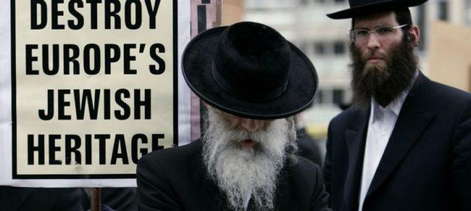 Žydų atmintis, susitepimo baimė ir trintukas gynybai