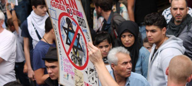 Berlyne prasideda devintasis Europos antisemitizmo forumas