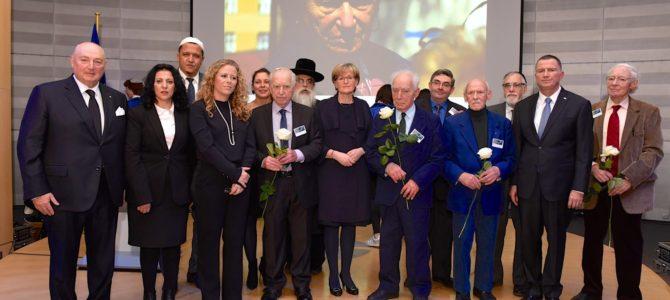 Europos parlamente sausio 24 dieną paminėta Tarptautinė Holokausto aukų atminimo diena