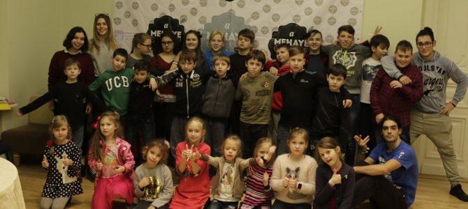 Žiemos stovykla AMEHAYE' žydų bendruomenėje Vilniuje