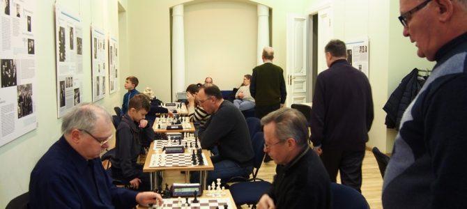 Šachmatų turnyras Lietuvos žydų bendruomenėje